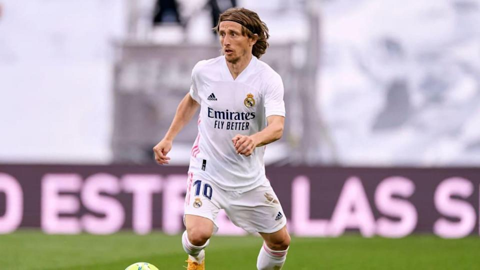 Luka Modric | Quality Sport Images/Getty Images
