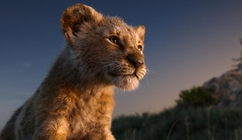 See how two artists 'fixed' the look of the new Lion King