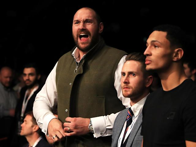 Fury is in training for his ring return: Getty