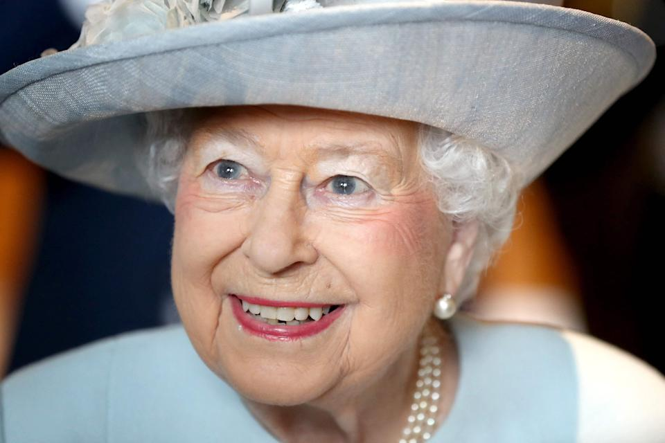 The Queen (POOL/AFP via Getty Images)