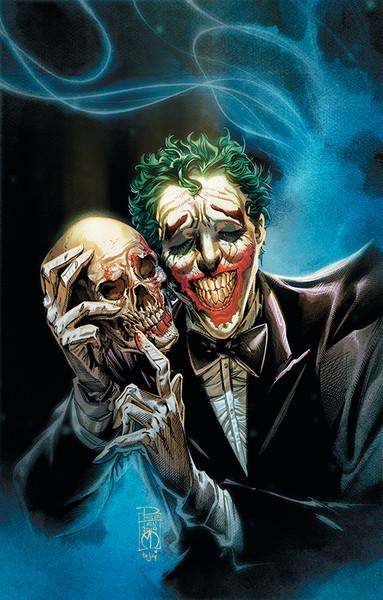 Cover art for 'Joker: Year of the Villain' (Photo: DC Comics)