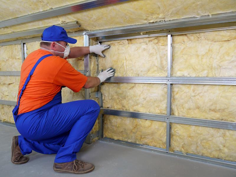 home insulation. energy.