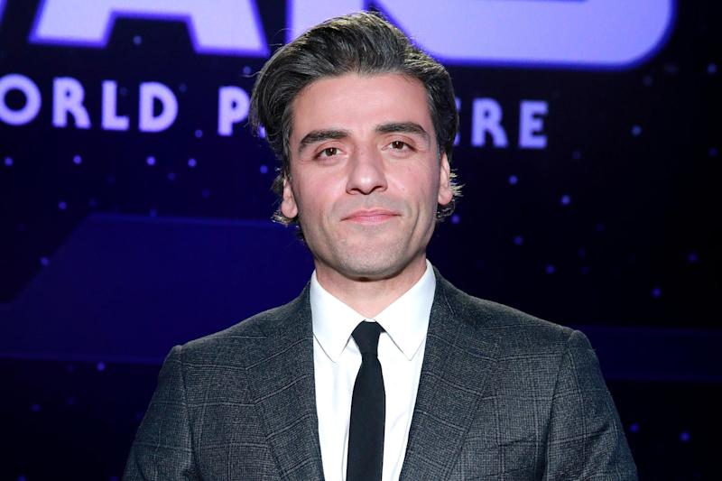 Oscar Isaac to star in The Great Machine film adaptation of Ex Machina comics