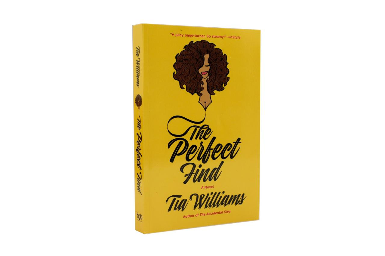 """I fell in love with this book. I'm working on a film adaptation with my production company.""  Buy It! <em>The Perfect Find</em> by Tia Williams, $16; <a href=""https://www.amazon.com/Perfect-Find-Tia-Williams/dp/1944359117?ie=UTF8&camp=1789&creative=9325&linkCode=as2&creativeASIN=1944359117&tag=people0d0-20&ascsubtag=5c01fc673506c956c4cb5df24d04169d"" target=""_blank"" rel=""nofollow"">amazon.com</a>"