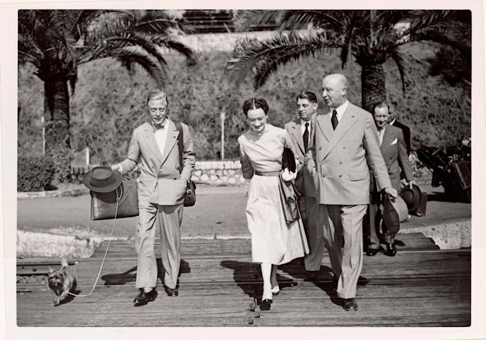 Photo credit: ©HDCER Archives from Hotel du Cap-Eden-Roc: A Timeless Legend on the French Riviera, Flammarion, 2021