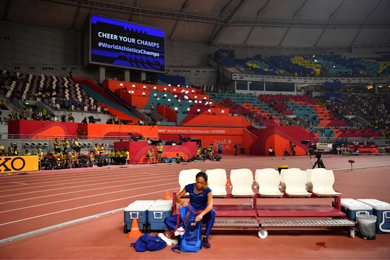 Qatar Under Scanner for 2022 FIFA World Cup After Empty-stadium Show at World Athletics Championships