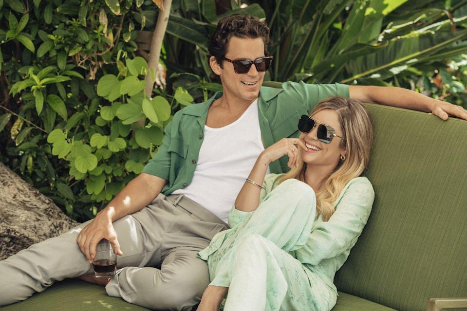 Ashley Benson and Matt Bomer Teamed Up to Design Your New Favorite  Sunglasses