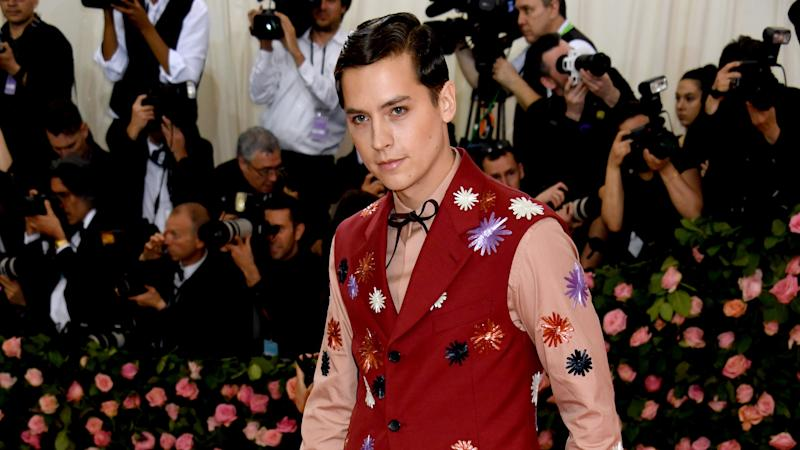 Cole Sprouse and Lili Reinhart dismiss rumours about their relationship
