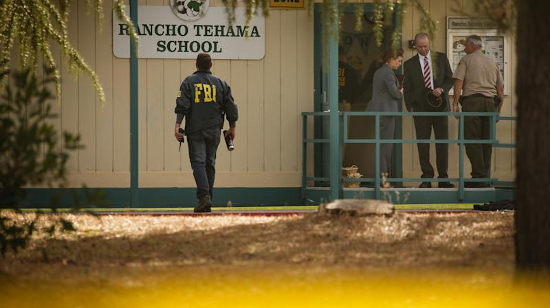 California Shooter Killed Wife The Night Before Attacking Elementary School