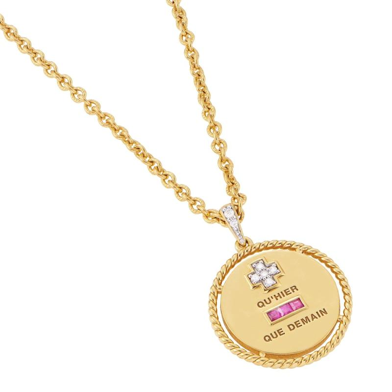 The Love Pendant by Sophie Lis.