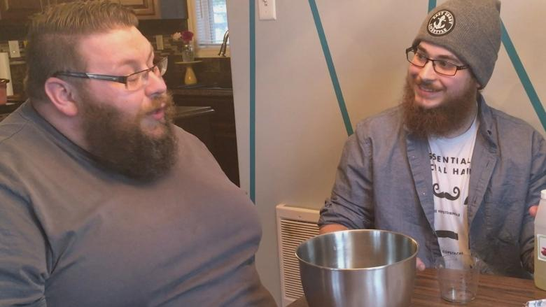 From engine oil to beard oil: Botwood mechanics turn a bet into a business