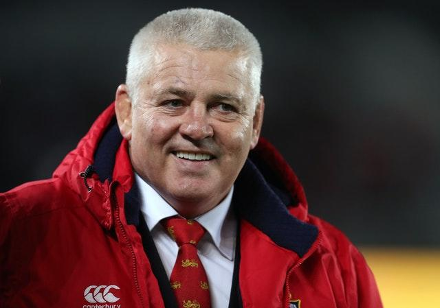 Warren Gatland is taking charge of the Lions for a third time (David Davies/PA).