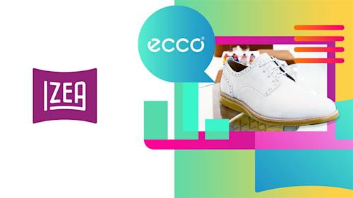 9f203cc34427 Premium Shoe Brand ECCO Selects IZEAx as its Influencer Marketing Platform