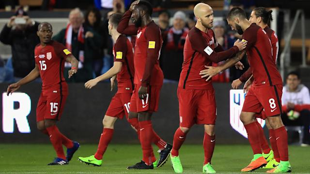 The United States claimed a much-needed win in World Cup qualifying, thrashing Honduras, with Clint Dempsey and Christian Pulisic on form.