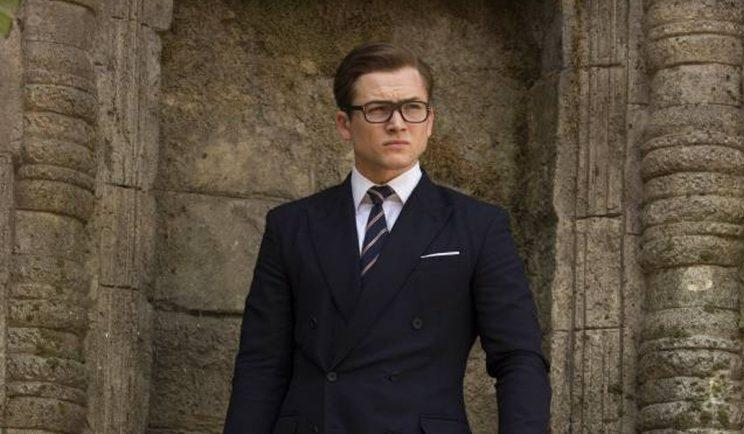 Taron Egerton stars as Eggsy in Kingsman 2 - Credit: 20th Century Fox