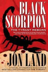 'Black Scorpion: The Tyrant Reborn' Second Book in the Series of 'The Tyrant' Franchise, on Sale Everywhere