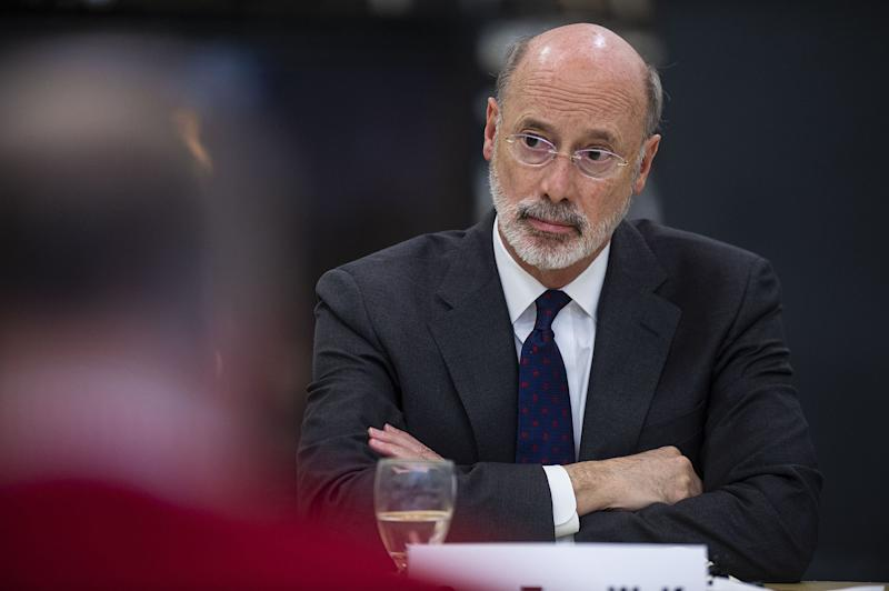 In April, Pennsylvania Gov. Tom Wolf outlined the broad criteria that will shape his plan for reopening Pennsylvania from the coronavirus shutdown. (TNS via ZUMA Wire)