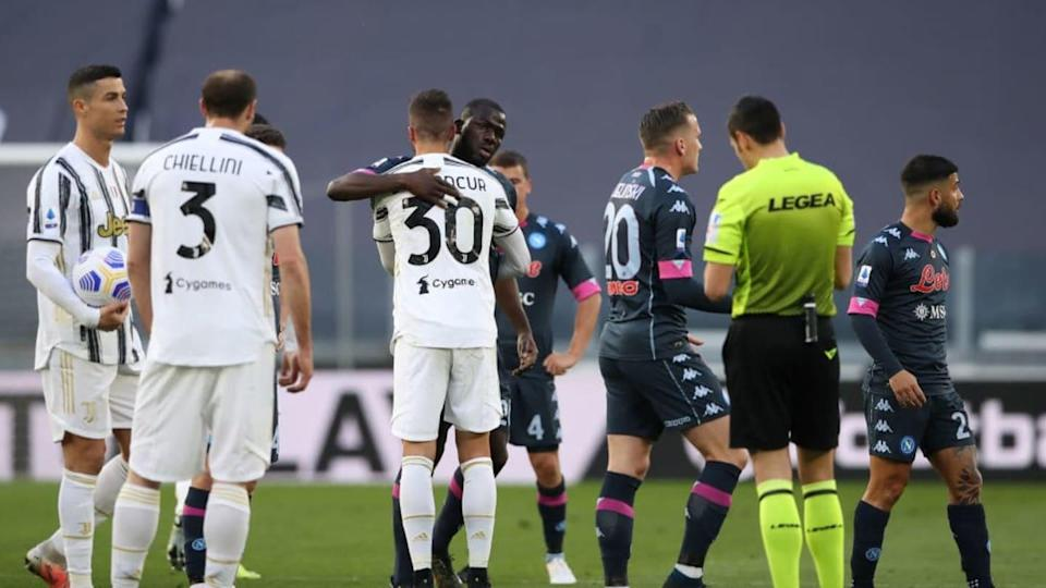 Un momento dell'ultimo Juventus-Napoli | Jonathan Moscrop/Getty Images