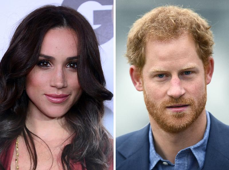 Prince Harry hits out at media intrusion over new U.S. girlfriend