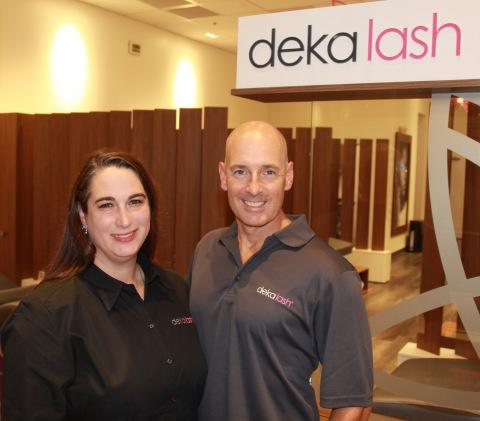 Deka Lash Growth Continues with Newest Studio in Virginia