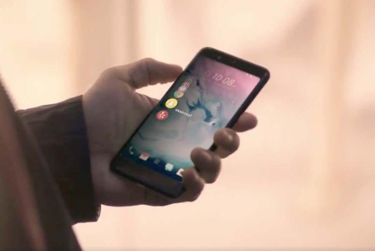 HTC Ocean Concept Video (Via @evleaks)