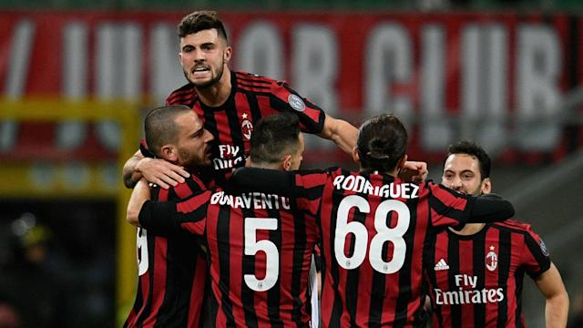 Seven points still separate AC Milan and fourth-placed Inter but Giacomo Bonaventura thinks they can bridge the gap.