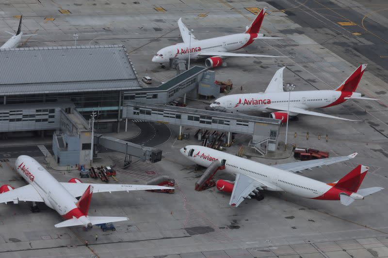 Bankrupt airline Avianca paid millions in executive bonuses during pandemic