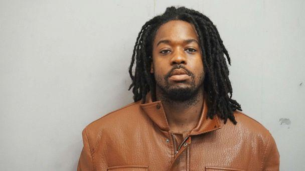PHOTO: Donald Thurman, 26, is pictured in an undated photo released by the University of Illinois at Chicago Police Department with a press release on Nov. 25, 2019, stating that he has been charged for the murder of Ruth George. (UIC Police)