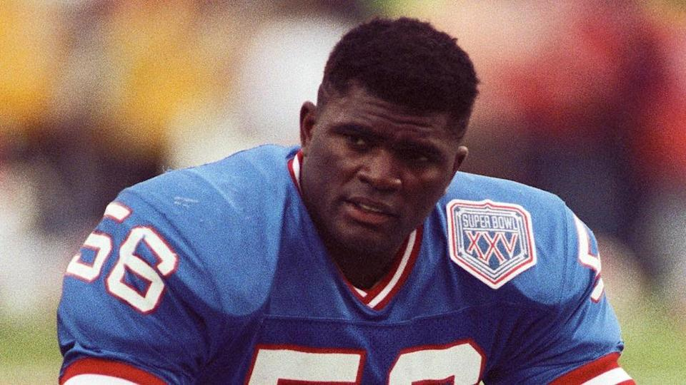Lawrence Taylor Giants 1991