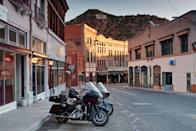 "<p>If your romantic compass veers toward the Wild West—with its desert landscapes, wild animals, and plain-spoken folks—Bisbee, a former copper mining town in southern Arizona, may be just the place for your Valentine's Day getaway. Saloons may have been replaced by brewpubs serving craft beers and small-batch bourbons, and the storefronts in the cowboy-Victorian streets now house art galleries, cafes, and shops, but Bisbee still holds a rugged air of Western romance. Take the <a href=""http://www.oldbisbeeghosttour.com/"" rel=""nofollow noopener"" target=""_blank"" data-ylk=""slk:ghost tour"" class=""link rapid-noclick-resp"">ghost tour</a> and join the annual chocolate tasting, but make time for a walk in the red-gold desert hills before sunset. </p><p><a class=""link rapid-noclick-resp"" href=""https://go.redirectingat.com?id=74968X1596630&url=https%3A%2F%2Fwww.tripadvisor.com%2FTourism-g31171-Bisbee_Arizona-Vacations.html&sref=https%3A%2F%2Fwww.redbookmag.com%2Flife%2Fg35212951%2Fromantic-weekend-getaways%2F"" rel=""nofollow noopener"" target=""_blank"" data-ylk=""slk:PLAN YOUR TRIP"">PLAN YOUR TRIP</a></p>"