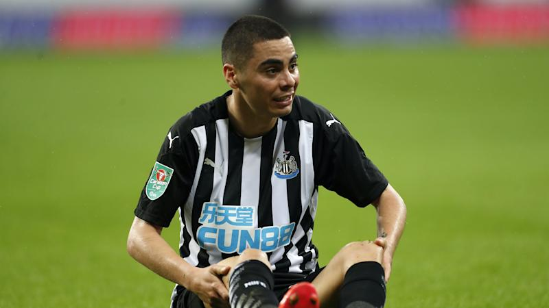 Steve Bruce insists Miguel Almiron still in his Newcastle plans
