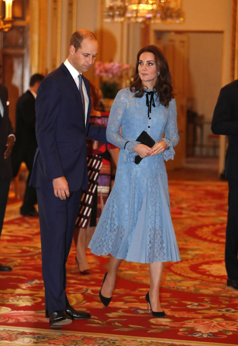 Kate Middleton and Prince William expecting third royal child