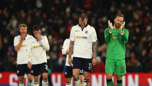 <p>11 consecutive years in the top-flight ended for Bolton when they were relegated, finishing 18th in 2012. This triggered a steady decline in fortunes as they finished seventh, 14th, 18th, and 24th in the Championship, relegating them to League 1.</p> <br><p>The Trotters are chasing promotion back to the Championship this season, and are looking to earn it automatically.</p>