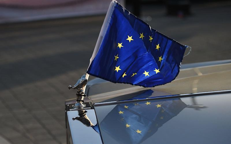 The European Commission said Facebook, Google and Twitter still have