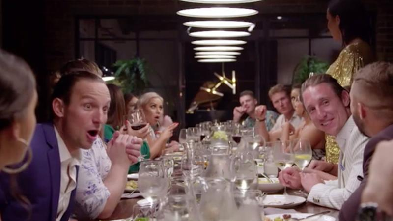 MAFS dinner party