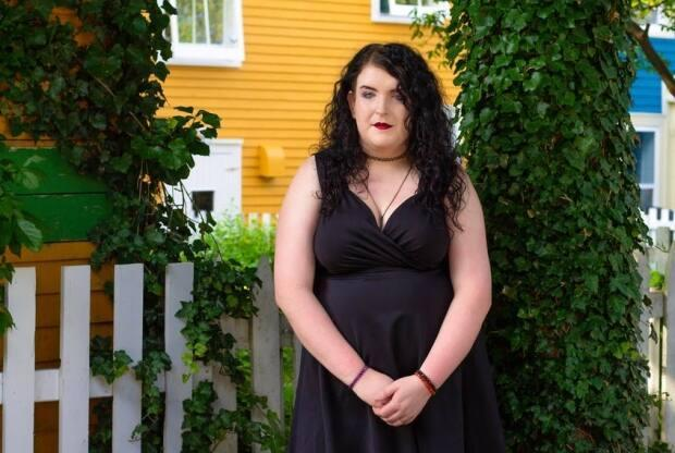 St. John's city councillor Ophelia Ravencroft is the first openly transgender municipal politician in the capital. (Vote Ophelia for Ward 2/Facebook - image credit)