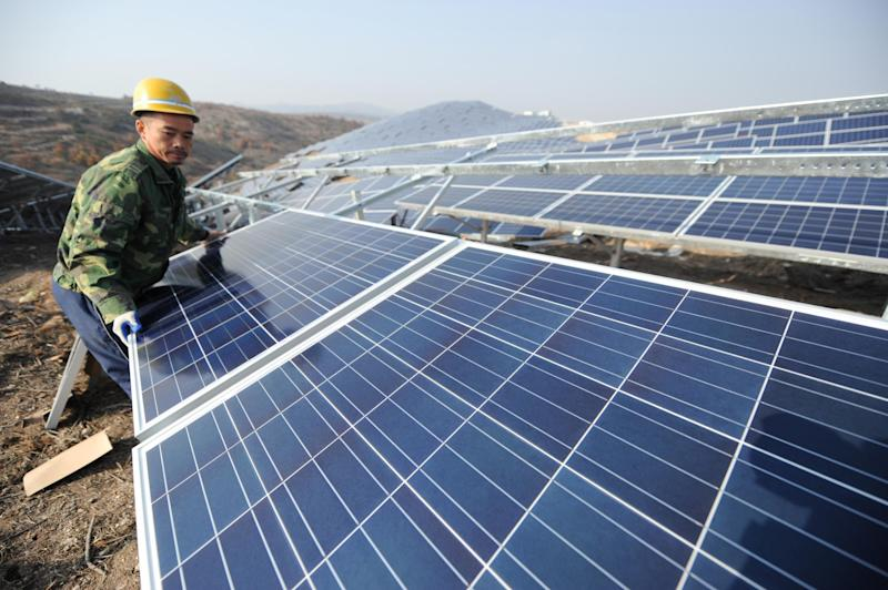 Solar energy projects could be community-owned (VCG via Getty Images)