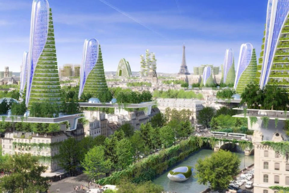 The future is green – How the Environmental Credit Scoring System will be the critical driver of sustainability efforts