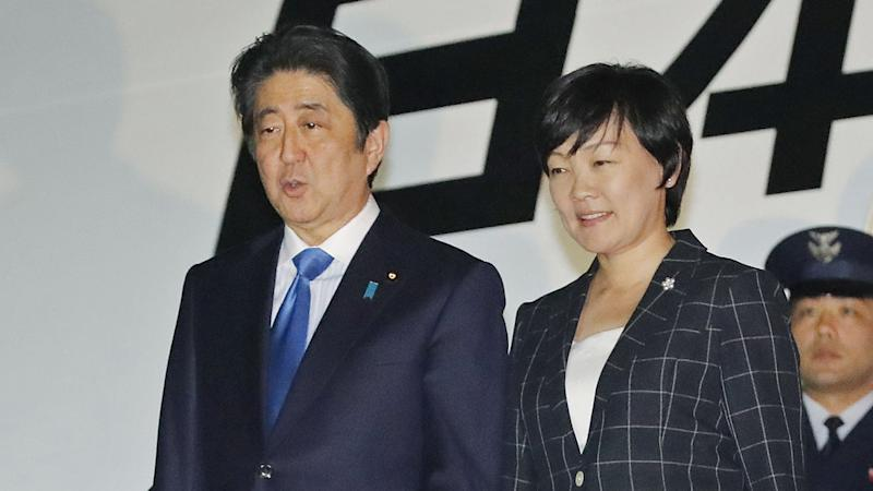 Increased ties between Japan and Australia