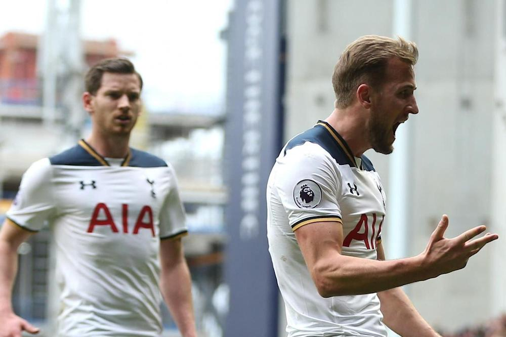 Star Man | Kane set to spend four to six weeks on the sidelines after damaging ligaments in his right ankle: Tottenham Hotspur FC via Getty Images