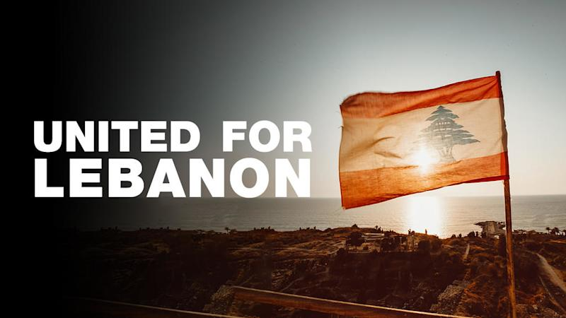 FRANCE 24 and partners present 'United for Lebanon' charity concert