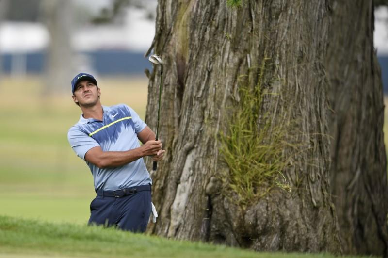 Nothing major? Koepka driving modest betting action