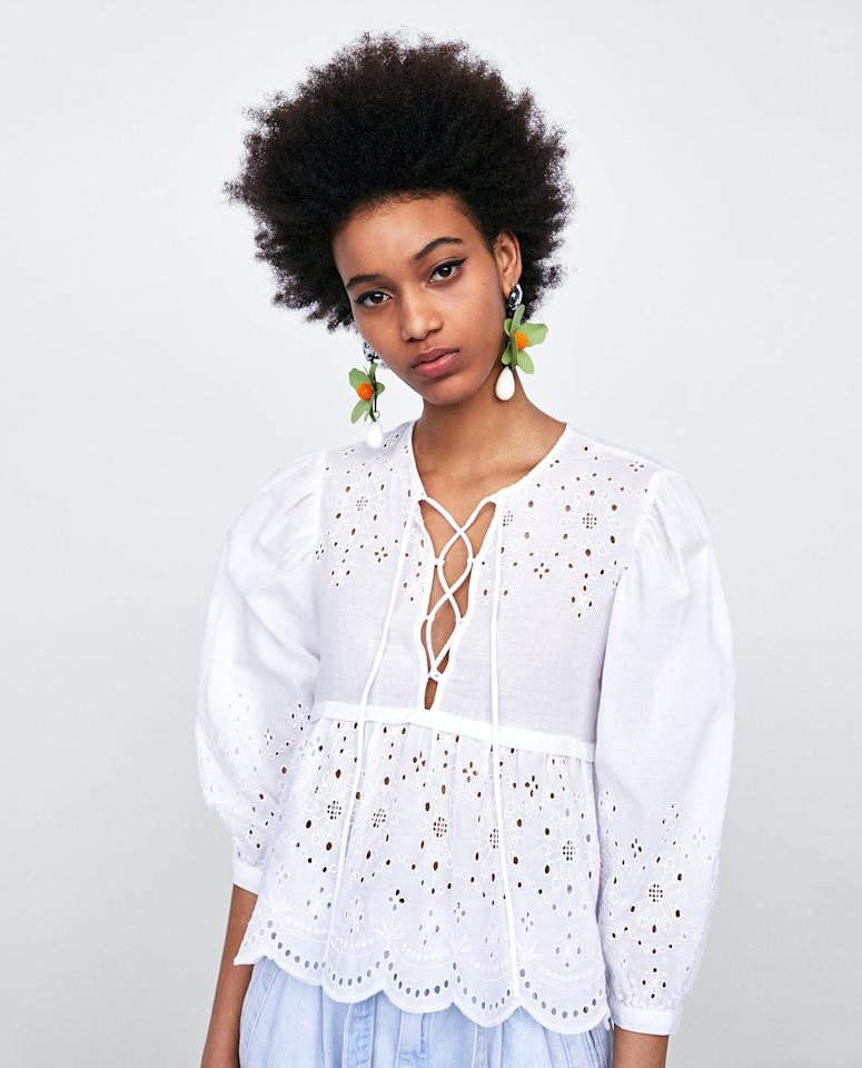 7f3a5456 Zara's Summer Sale Is the Best 1 Ever - and That's Not an Exaggeration