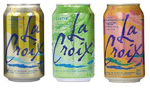 "<p><strong>La Croix</strong></p><p>amazon.com</p><p><strong>$13.81</strong></p><p><a href=""https://www.amazon.com/dp/B01625C3KQ?tag=syn-yahoo-20&ascsubtag=%5Bartid%7C2143.g.36112913%5Bsrc%7Cyahoo-us"" rel=""nofollow noopener"" target=""_blank"" data-ylk=""slk:Shop Now"" class=""link rapid-noclick-resp"">Shop Now</a></p><p>You can't talk about sparkling water without talking about this popular favorite. <a href=""https://www.bicycling.com/health-nutrition/a25781432/is-la-croix-healthy/"" rel=""nofollow noopener"" target=""_blank"" data-ylk=""slk:La Croix"" class=""link rapid-noclick-resp"">La Croix</a> has a consistently refreshing and mildly sweet taste, regardless of the flavor, and never comes off as artificial. There are also a wide variety of flavor options out there, as and the only ingredients you'll find are carbonated water and natural flavors. The colorful cans only add to their appeal.</p>"