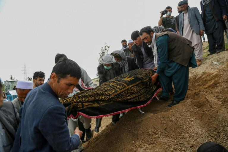 Two attacks in Afghanistan last week raised tensions between the Kabul government and the Taliban (AFP Photo/STR)