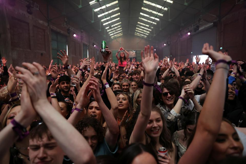 Most nightlife companies have already made financial commitments and logistical preparations to reopen on 21 June, including ordering stock, calling in staff, selling tickets, booking entertainment and paying for marketing and promotional material. Photo: Carl Recine/Reuters