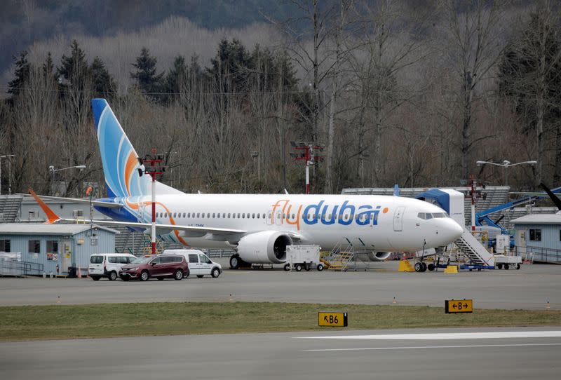 flydubai to reduce staff pay for three months due to coronavirus