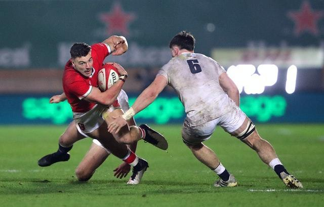 Wales v England – Autumn Nations Cup – Parc y Scarlets