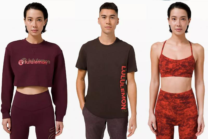 Lululemon just released their limited-edition Lunar New Year collection for 2021 — and it's filled with some stunning picks.