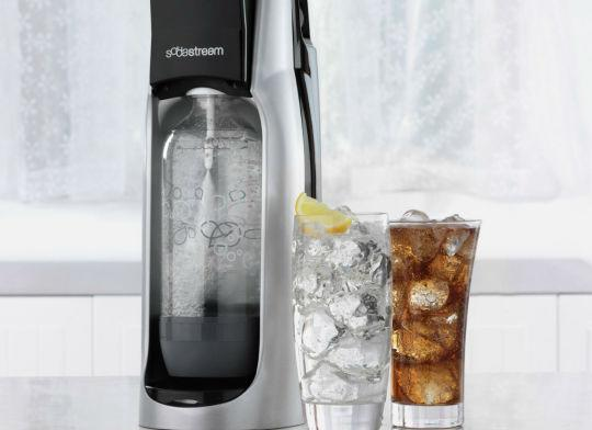 Turn tap water into your favorite carbonated beverage with the SodaStream Fountain Jet Home Soda Maker. The company also offers more than 60 flavors to choose from that feature healthier ingredients and contain no high-fructose corn syrup or aspartame. Wonderful for the whole family, this gift adds a fun and frothy element to any game night or gathering. Available onAmazon; $70.